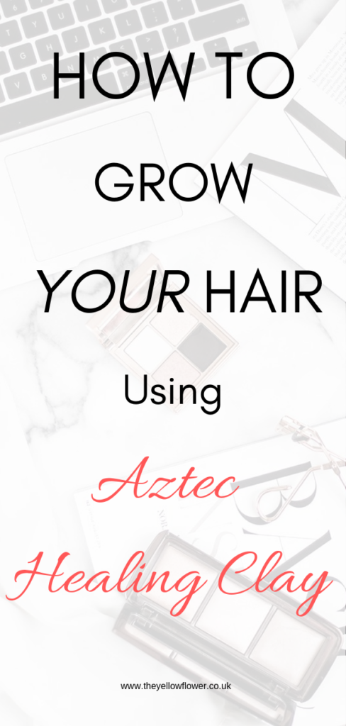 Benefits of Aztec Healing Clay for hair